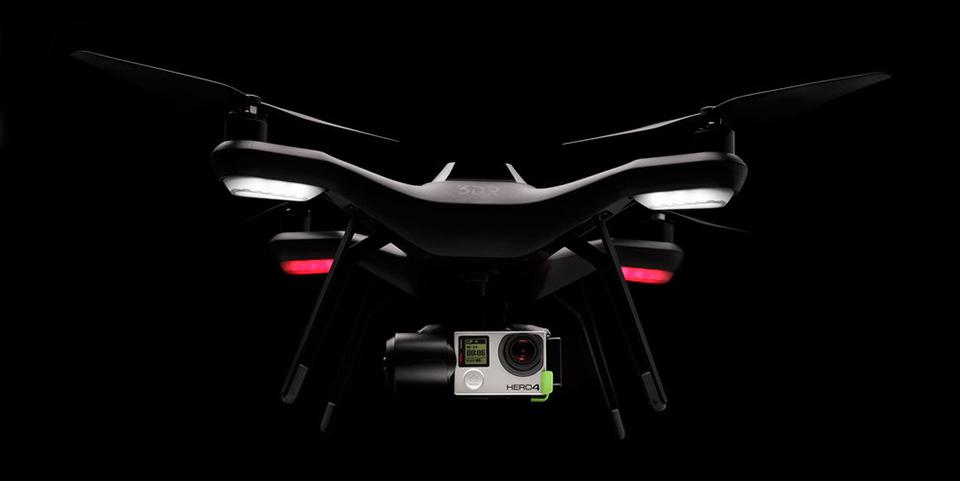 3DR Solo Drone 9