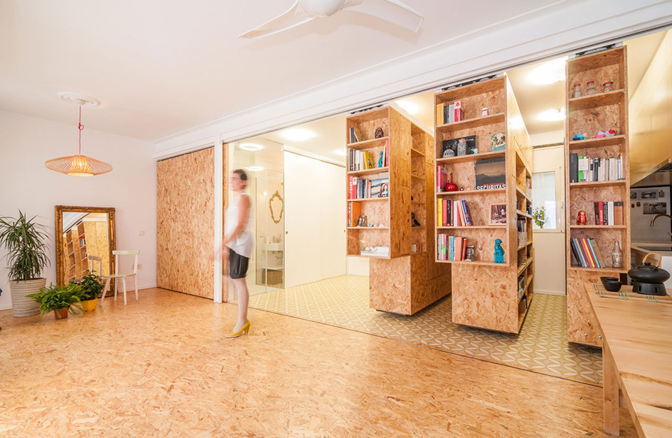 Transforming Interior Designs: All I Own House by PKMN Architectures