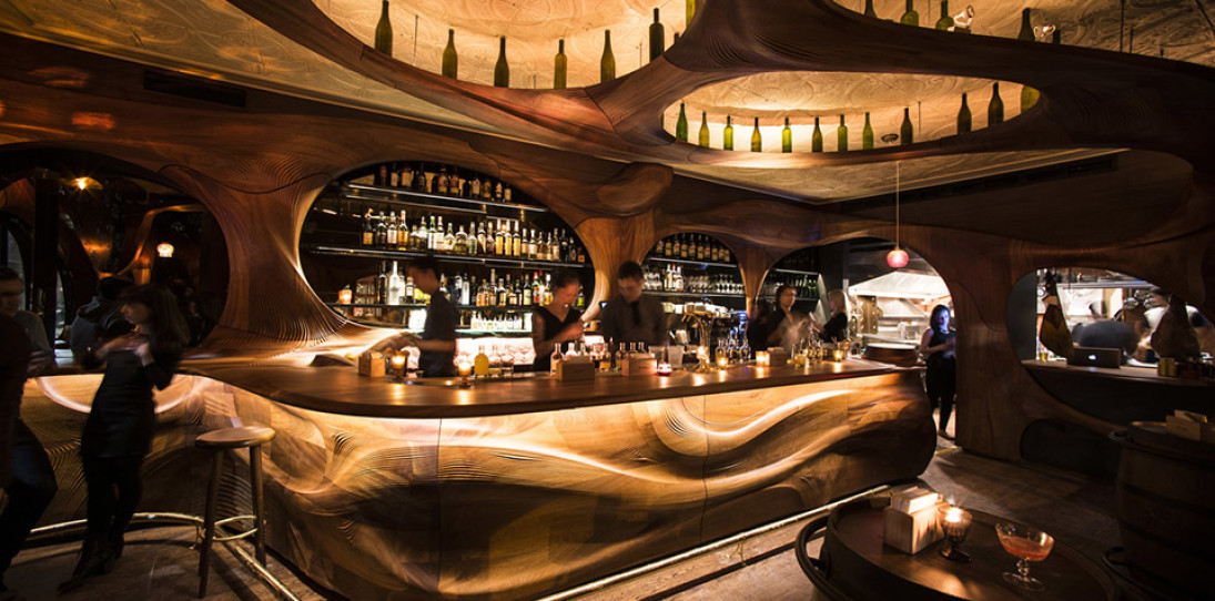 Bar Raval Toronto by Partisan Projects 1