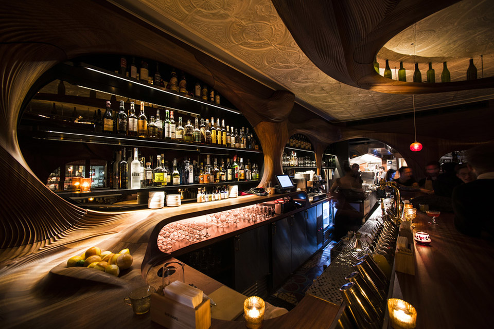 Bar Raval Toronto by Partisan Projects 2