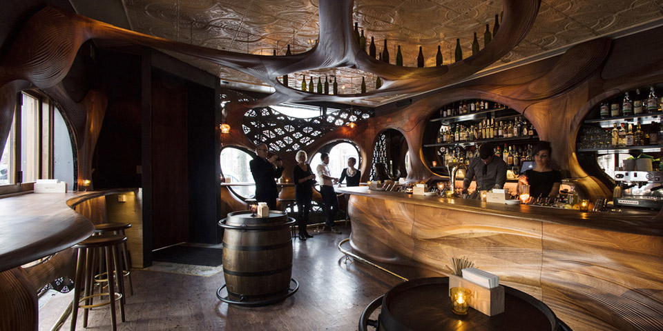 Bar Raval Toronto by Partisan Projects 5