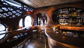 Bar Raval Toronto by Partisan Projects 6