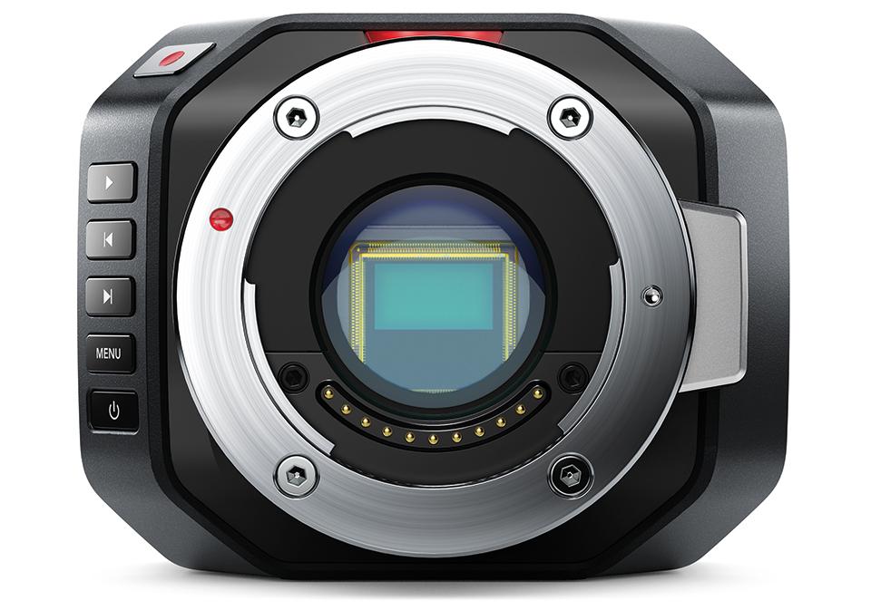 Blackmagic Micro Cinema Camera 4