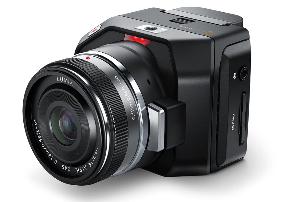 Blackmagic Micro Cinema Camera 5