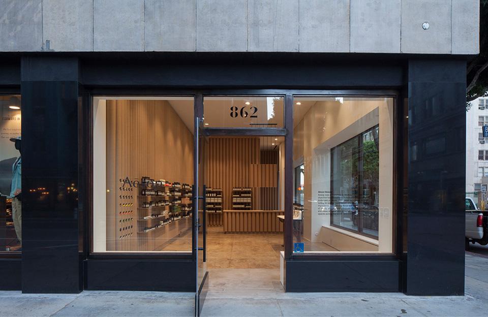 Cardboard Retail Shop Interior 3