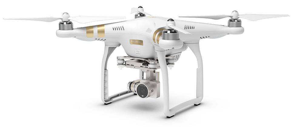 DJI Phantom 3 video drone 1