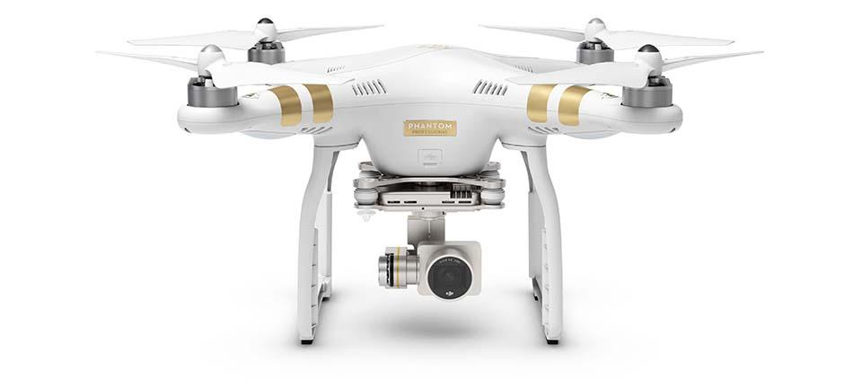 DJI Phantom 3 video drone 2