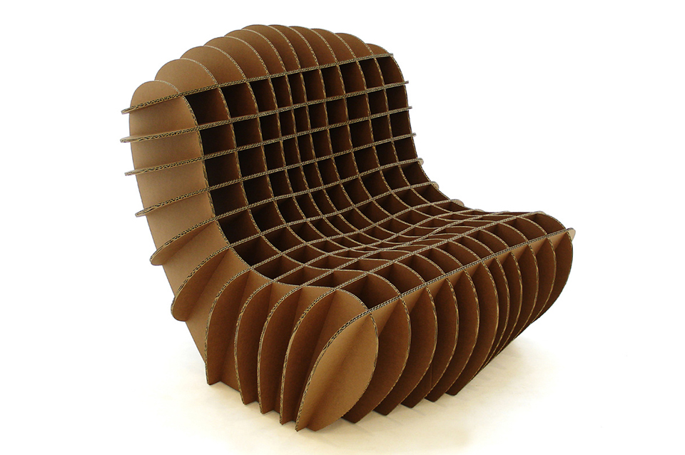 David Graas Cardboard design 1 a