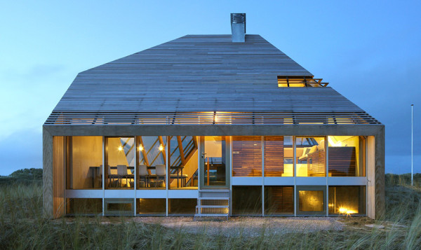 This Dune Inspired Dream House is a Sustainable, Geometric Wonder