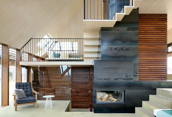 Dune House by Mark Koehler Architects 9
