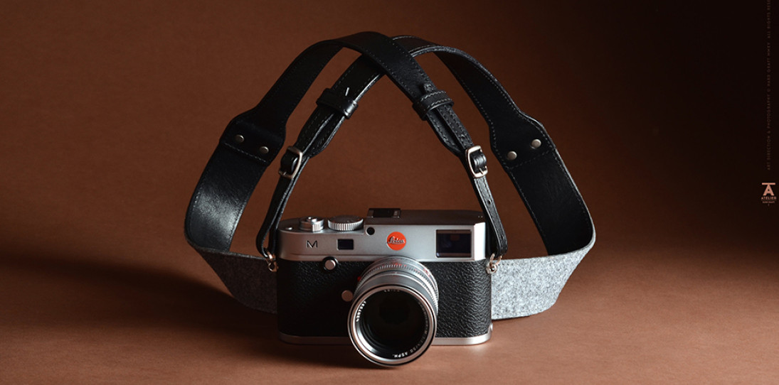 Hard Graft Atelier Hang Camera Strap 3
