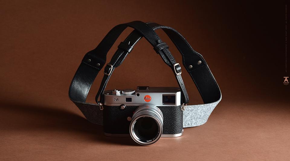 Hard Graft Atelier Hang Camera Strap 3