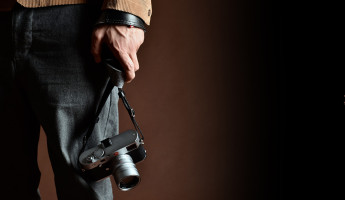 Hard Graft Atelier Hang Camera Strap 8