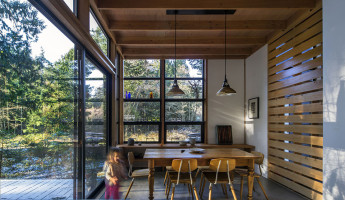 Lightbox House by Bohlin Cywinski Jackson 6