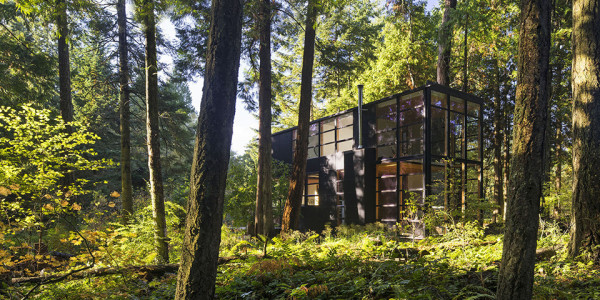 Lightbox House by Bohlin Cywinski Jackson 7 600x300 The Lightbox House: A Photographers Dream House near Puget Sound