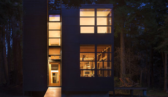Lightbox House by Bohlin Cywinski Jackson 8