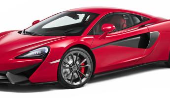 McLaren 540C 1