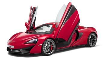 McLaren 540C 3