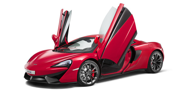 McLaren 540C 3 600x297 You Can Own This 200MPH McLaren 540C for Under $200K