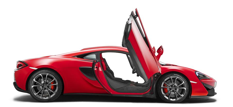 McLaren 540C 4