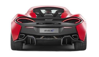 McLaren 540C 6