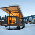 Micro Hotels Tiny House Hotels - Rolling Huts 3