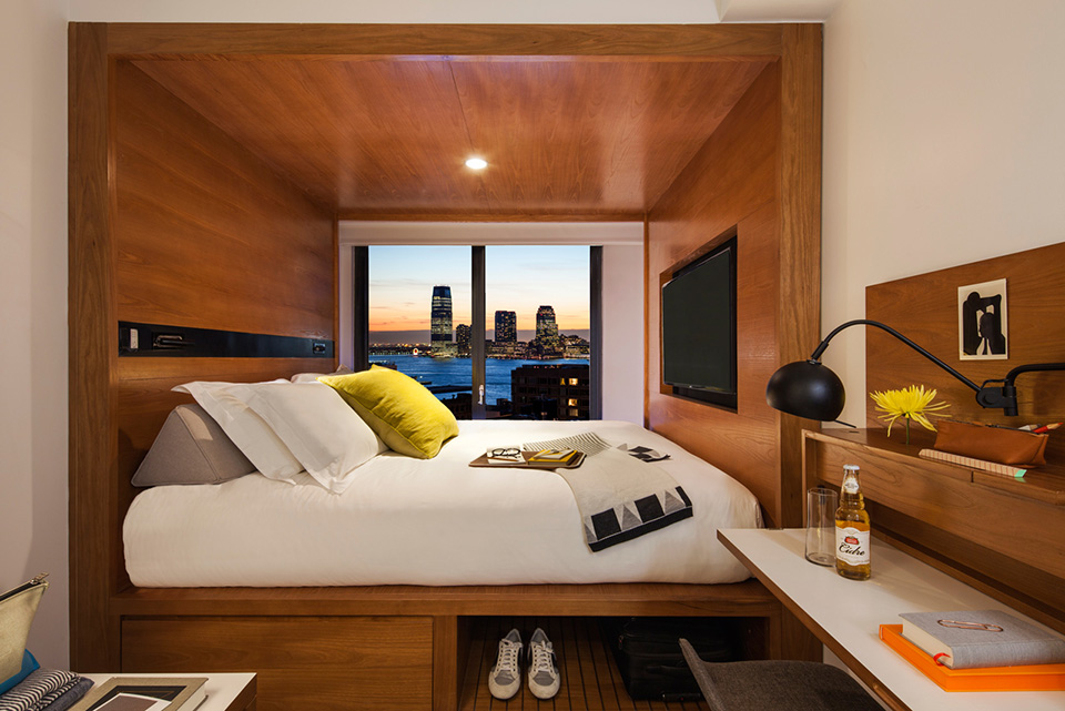 Micro Hotels Travel Guide – Tommie Hotels New York 1