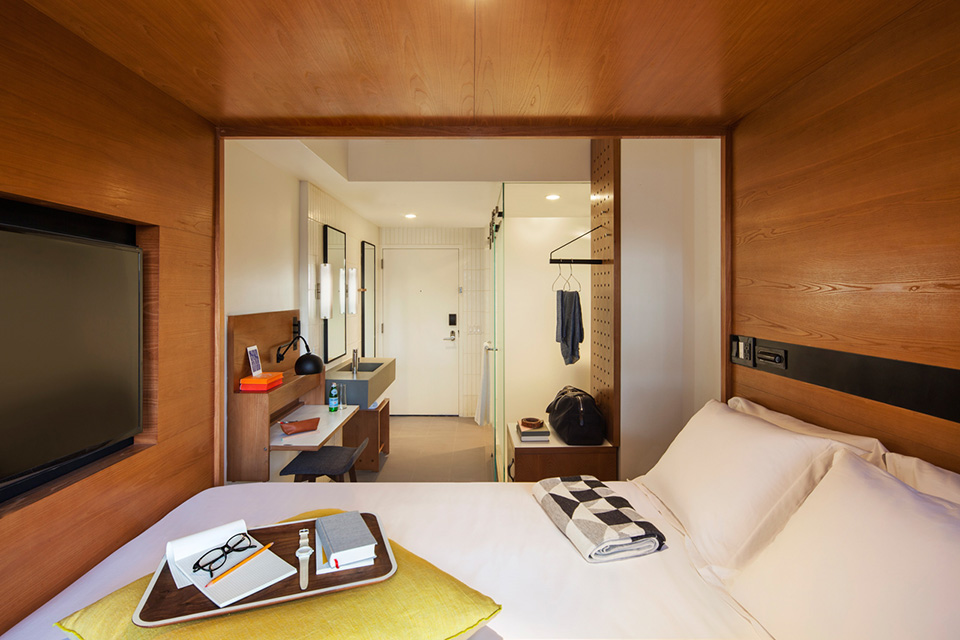 Micro Hotels Travel Guide – Tommie Hotels New York 3