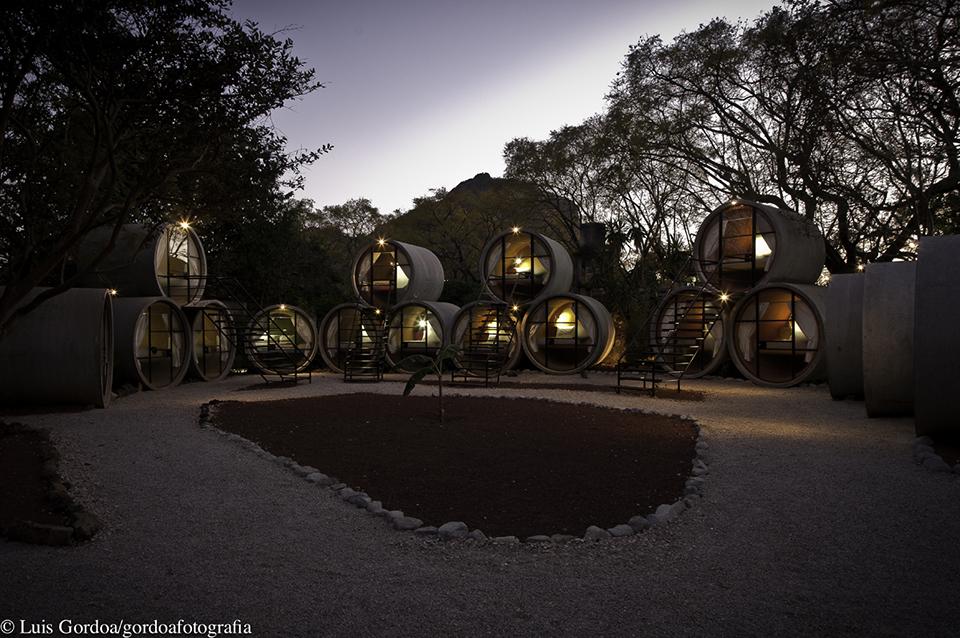 Micro Hotels Tubohotel 1