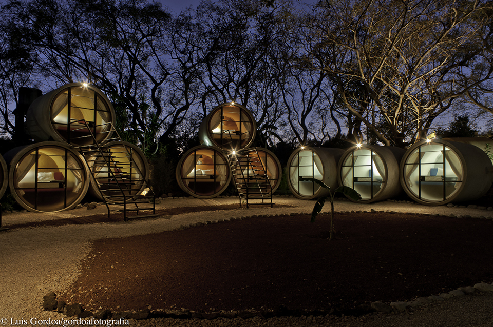 Micro Hotels Tubohotel 3