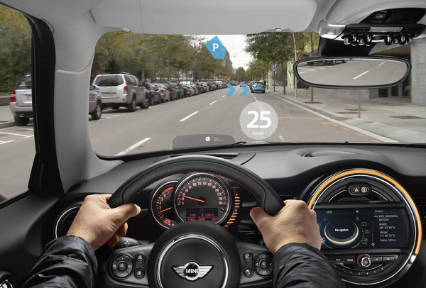 Mini Augmented Reality Glasses 3 600x406 Mini Augmented Vision Glasses Signal a Future of Visually Enhanced Driving