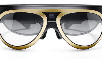 Mini Augmented Reality Glasses 4