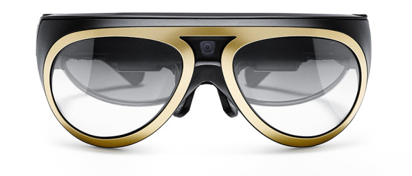 Mini Augmented Reality Glasses 4 600x257 Mini Augmented Vision Glasses Signal a Future of Visually Enhanced Driving