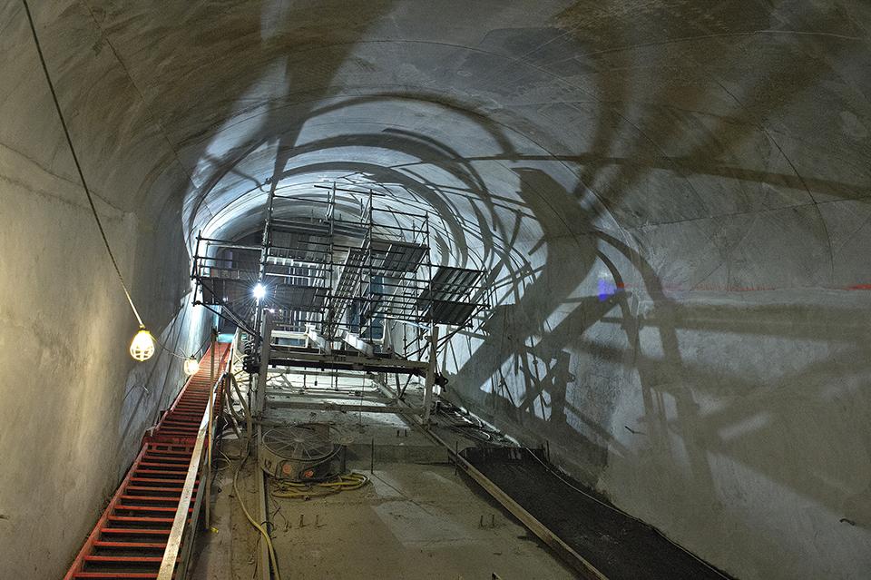 NYC Second Avenue Subway Construction Photos by MTA 1