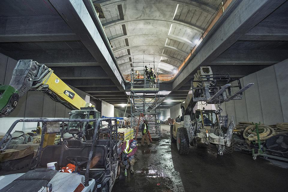 NYC Second Avenue Subway Construction Photos by MTA 4 photo by Patrick Cashin