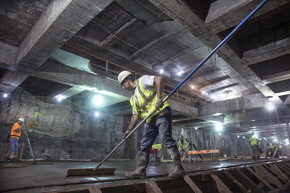 NYC Second Avenue Subway Construction Photos by MTA 6 photo by Patrick Cashin