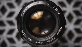 Lensbaby Velvet 56 Comparison | Seamus Payne's Nikkor 55mm f1.2