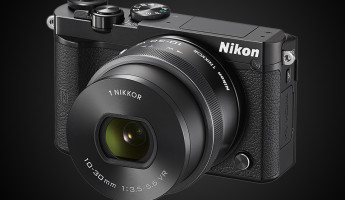Nikon 1 J5 Mirrorless Interchangeable Lens Digital Camera (1)