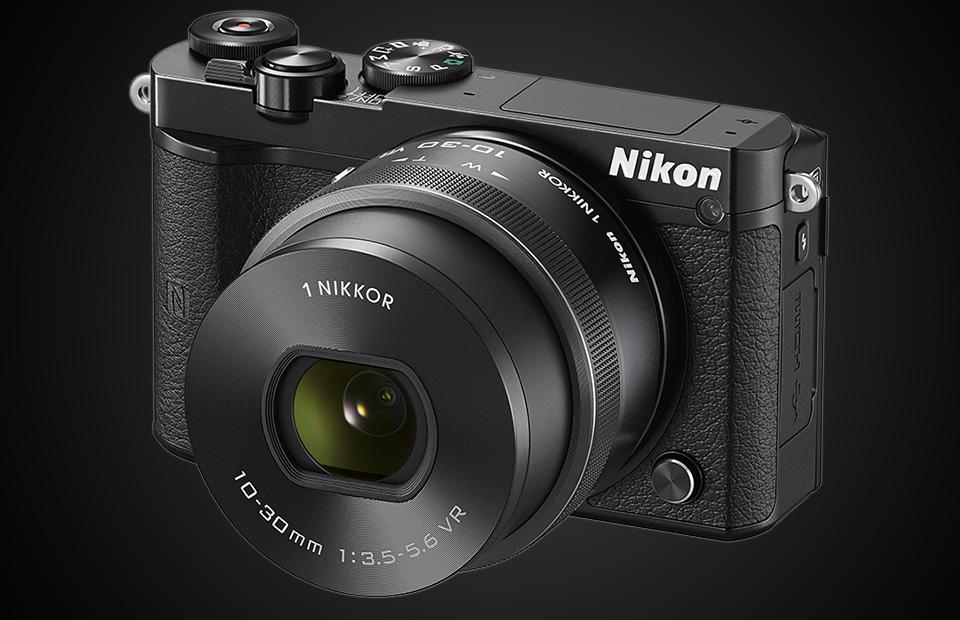 Nikon 1 J5 Mirrorless Interchangeable Lens Digital Camera  (1)
