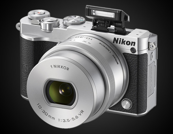 Nikon 1 J5 Mirrorless Interchangeable Lens Digital Camera 11 600x468 The Slim, Sexy Nikon 1 J5 is Fast and 4K Friendly