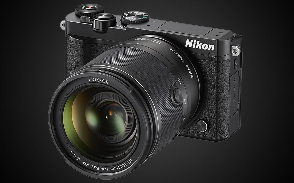 Nikon 1 J5 Mirrorless Interchangeable Lens Digital Camera