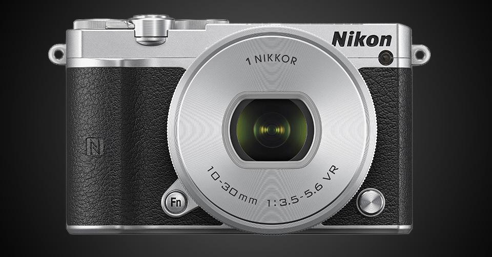 Nikon 1 J5 Mirrorless Interchangeable Lens Digital Camera  (6)