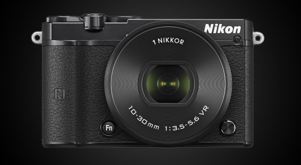 Nikon 1 J5 Mirrorless Interchangeable Lens Digital Camera 600x330 The Slim, Sexy Nikon 1 J5 is Fast and 4K Friendly