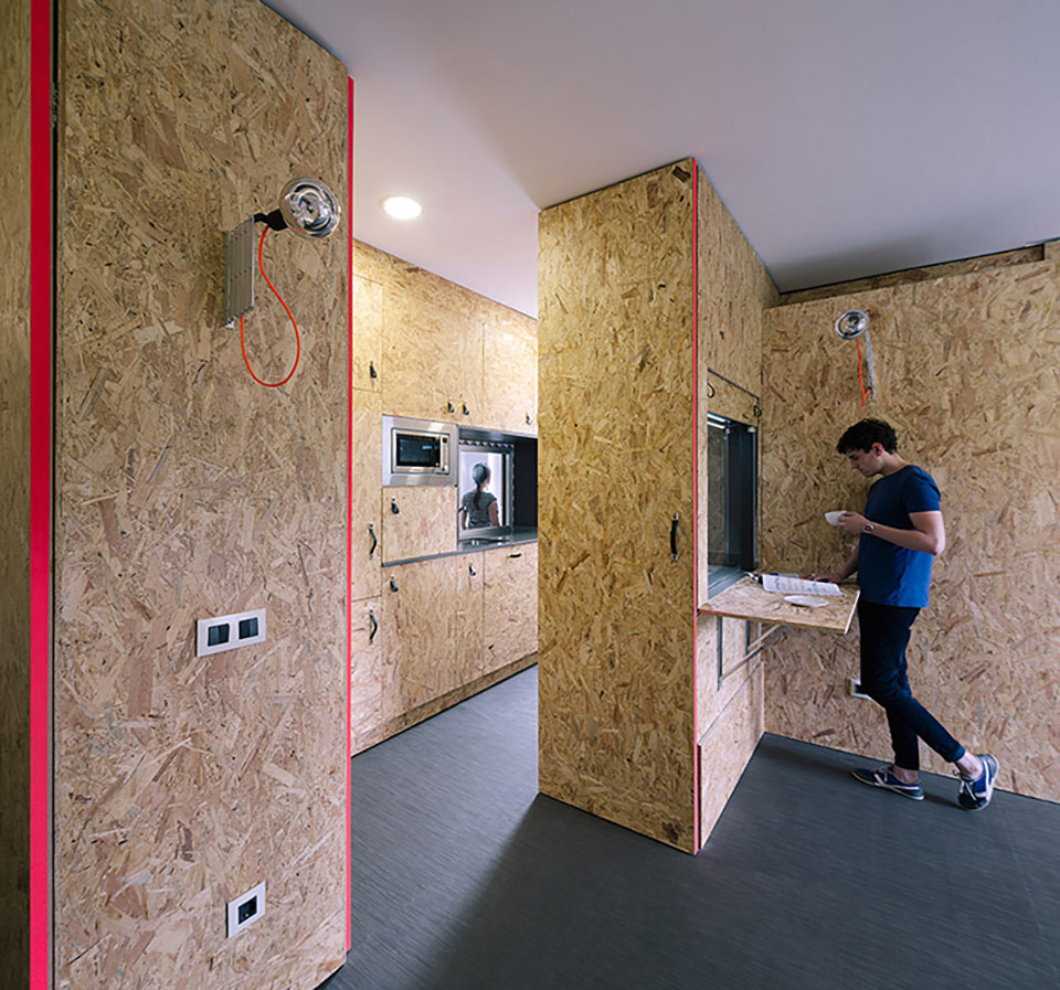 Pop-Up House by TallerDE2 Architects 1