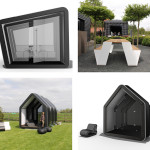 Pop Up Housing - AirClad Black House Inflatable Housing 2
