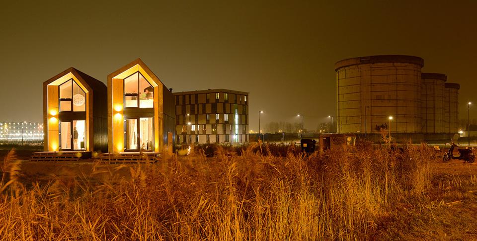 Pop Up Housing – Heijmans ONE Low Cost Modern Pop-Up House 1