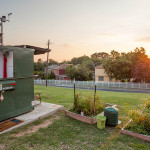 Pop Up Housing - The Dumpster Project by Jeff Wilson - Dumpster House 2