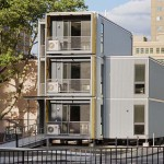 Pop Up Housing - Urban Post Disaster Housing Prototype 1
