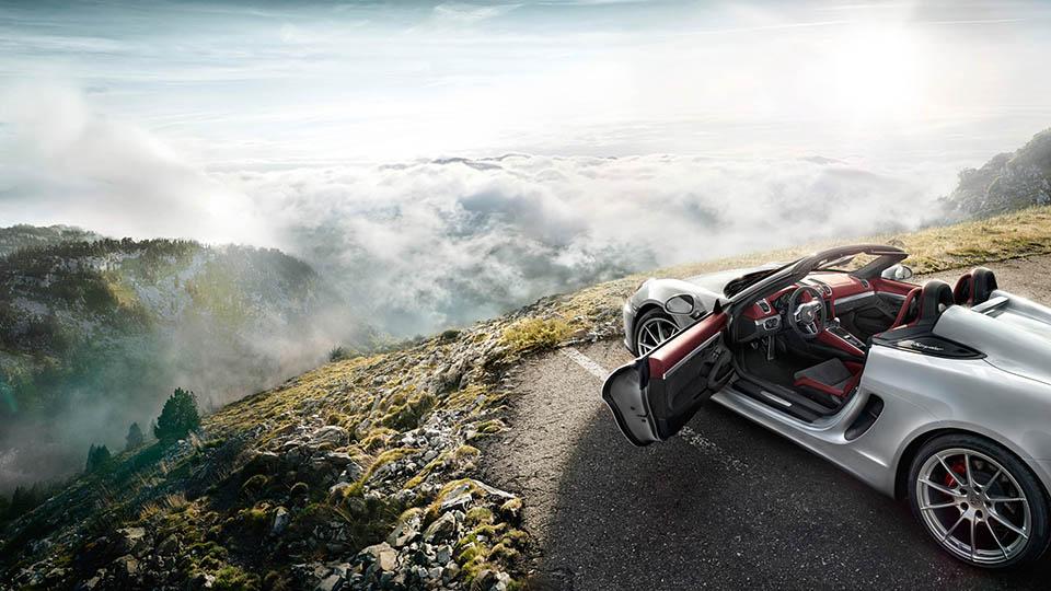 Porsche Boxter Spyder 11