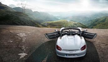 Porsche Boxter Spyder 3